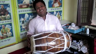 Epi - 8 Dholak Lessons by Pandit Avadhkishor Pandey   Sangeet Pravah World