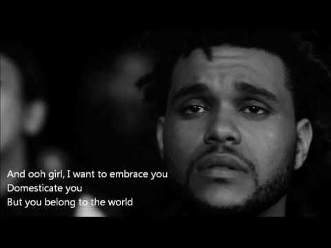 The Weeknd Belong To The World w Lyrics