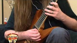 ATR's Oli Herbert Guitar Lesson