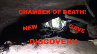 """New Cave Discovery: """"The Bear Death Pit"""""""