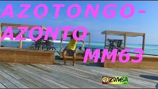 ZUMBA AZOTONGO- AZONTO MM 63 - ZUMBA BY SARA
