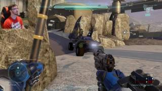 Halo 5 Guardians - Pound Town!