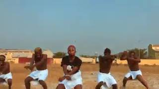 Olamida - best dance video ( science student ) part 2