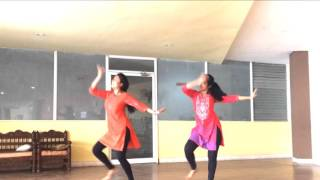 Manwa Laage dance for stage performance
