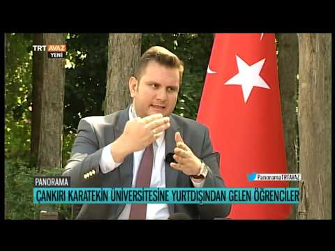 Yârenler Diyarı Çankırı'nın Karatekin Üniversitesi'ni Rektörü Anlatıyor - Panorama - TRT Avaz