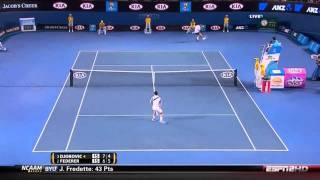 Federer vs. Djokovic - Australian Open 2011 (HD)