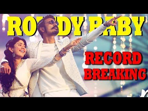 Xxx Mp4 Rowdy Baby Video Song Historical Records Breaking 200M Maari 2 Dhanush Sai Pallavi 3gp Sex