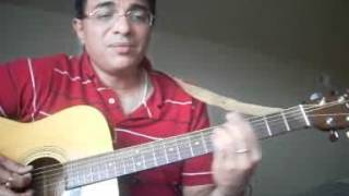 Kaadhalin Deepam Onru Illayaraja Tamil Song Guitar Chord Lesson by Suresh