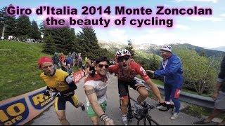 GoPro HD: Giro D'Italia 2014 | Stage 20 | Maniago - Monte Zoncolan | Vincitore : Rogers