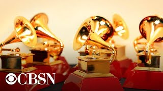2019 Grammy Awards nominations announcement on CBS This Morning