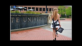 NEWS     The story behind the photo spreads about a graduate student at Kent State with her hat -...
