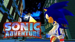 Sonic Adventure DX Dreamcast Conversion Mods - Sonic Story 4K HD
