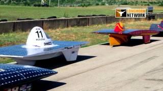 Longhorn Network Vignette - Student-Built Solar Car