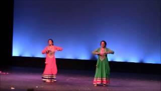 Mousumi Bhandary and Trisha Bhandary