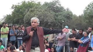 P Sainath speaks at #StandWithJNU