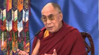 No Regrets: Dalai Lama