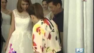 A look inside Kim Chiu's bridal boutique