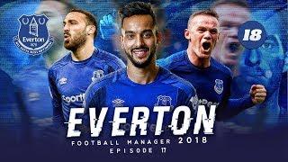 £100M SPENDING SPREE! | S2 E1 | Football Manager 2018 | Everton