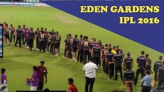 IPL 2016, KKR vs RPS, Stadium View, HD video 1080p