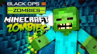 BLACK OPS 3 MINECRAFT ZOMBIES