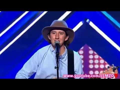 Tim Rossington The X Factor Australia 2014 AUDITION FULL