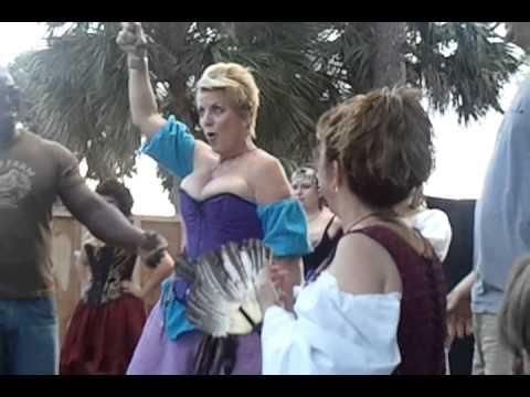 2013 Florida Renaissance Festival Cleavage Contest Part 1