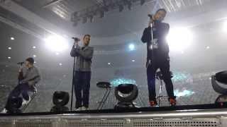 Backstreet Boys I still.... melbourne soundcheck 19/05/12
