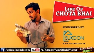 Life Of CHOTA BHAI By Karachi Vynz Official