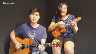 Just a friend to you - Meghan Trainor // Angel Ang ft JoshTong