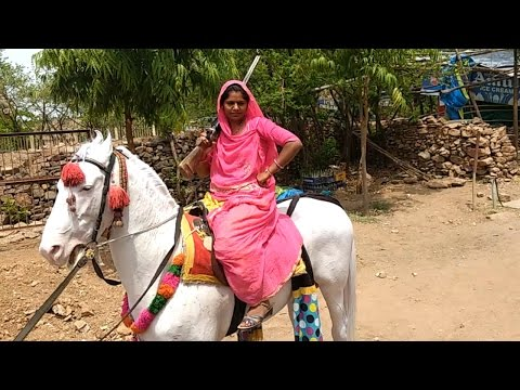 Xxx Mp4 OMG Rajasthani Beautiful Woman And Horse Amazing Styles Photoshoot In Chittorgarh Rajasthan India 3gp Sex