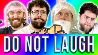 HUFFLEPUFF DUFFLEDUFF THE GREAT WIZARD! | Do Not Laugh Challenge!