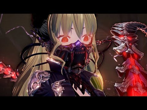 Anime Dark Souls (EXCLUSIVE) Code Vein GAMEPLAY