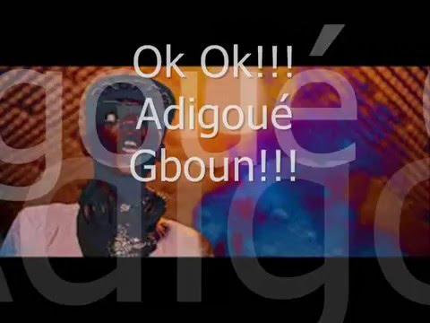Vano Baby Adigoué Gboun Gboun Lyrics by @SteeveRonaldo7