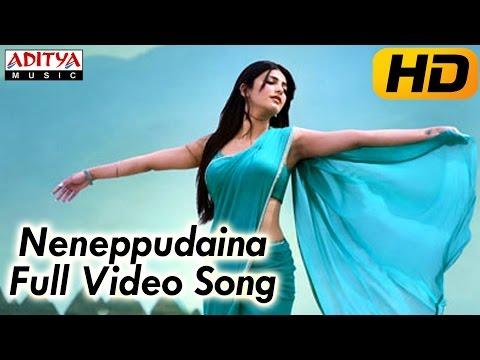 Neneppudaina Full Video Songs - Ramayya Vasthavayya Video Songs - Jr.NTR,Samantha,Shruti Haasan