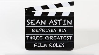 Sean Astin Reprises His Three Greatest Film Roles