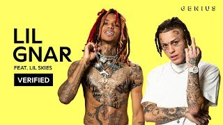 """Lil Gnar & Lil Skies """"GRAVE"""" Official Lyrics & Meaning 