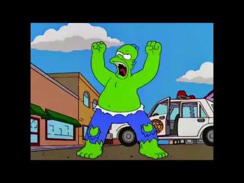 Xxx Mp4 Homero El Hombre Verde Hulk Completo Latino Los Simpson 3gp Sex