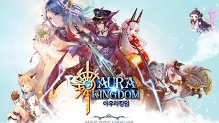 AURA KINGDOM MMORPG ( ANDROID / IOS / MOBILE ) GAMEPLAY TRAILER [HD] APK HACK !