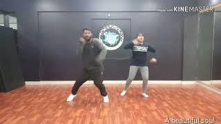 Wakra swag dance #badshah #syadav