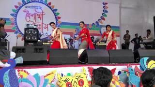 Pahela Baishakh 1423 APAC Dance Performance