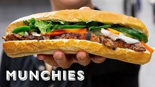 How To Make Banh Mi with Andrea Nguyen