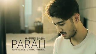 parah official lyric video harris baba