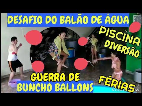 Xxx Mp4 DESAFIO DE BALÕES DE ÁGUA NA PISCINA VERÃO FÉRIAS E BAGUNÇA 3gp Sex