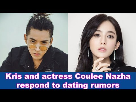Xxx Mp4 Kris Wu And Actress Coulee Nazha Respond To Dating Rumors 3gp Sex