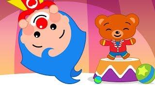 A Circus Day - Plim Plim | Animated Series | The Children´s Kingdom
