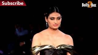 Athiya Shetty Unveiling Forevermark 1st Jewellry Line Fashion Show | Bolly2box