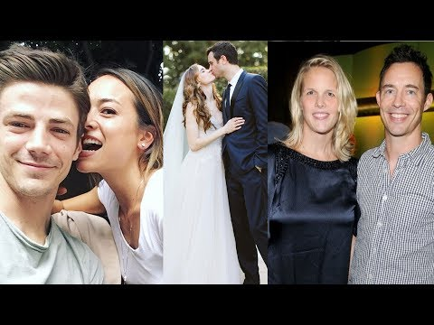 The Flash ... and their real life partners