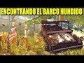 Actualización THE FOREST - ENCONTRANDO BALLESTA, BARCO Y PLANOS NUEVOS | Gameplay Español