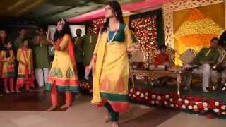 Gaye Holud Dance of Sumaiya Part-2