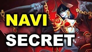 NAVI vs SECRET - GAME OF THE DAY! - StarLadder i-League 3 Minor DOTA 2